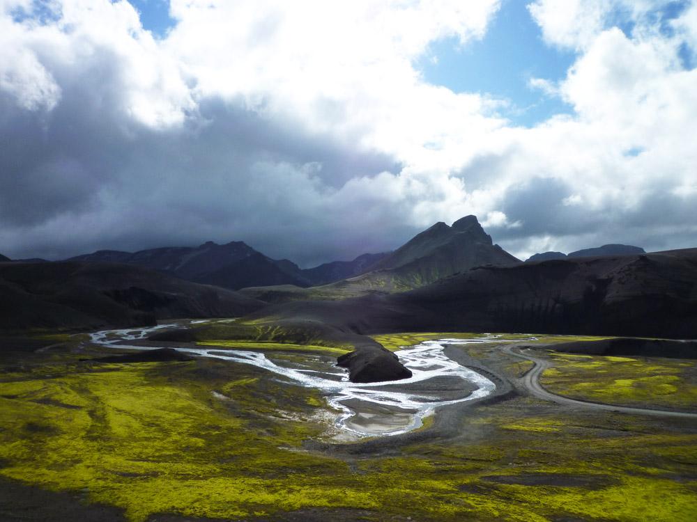 Landmannalaugar Highlands Tour
