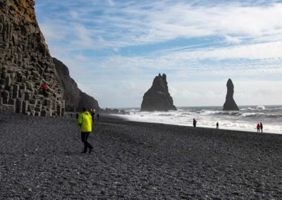 Iceland Luxury Tours Reynisfjara Black Sand Beach South Coast Tour