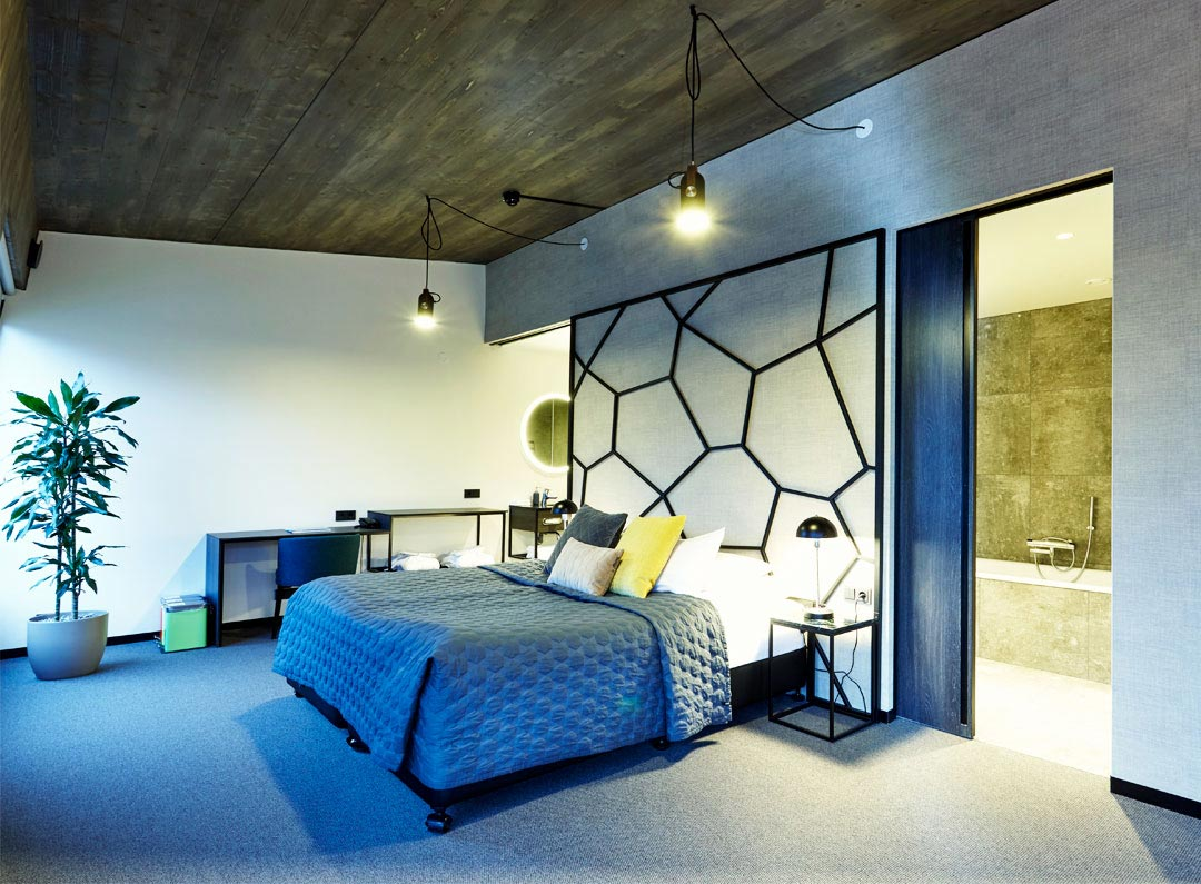 Suite at Fosshotel Glacier Lagoon