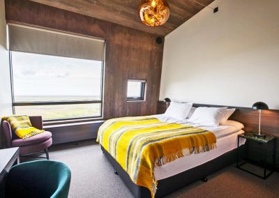 Deluxe Room at Fosshotel Glacier Lagoon