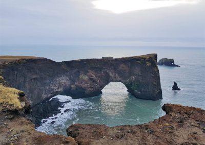 Dyrholaey Promontory Iceland