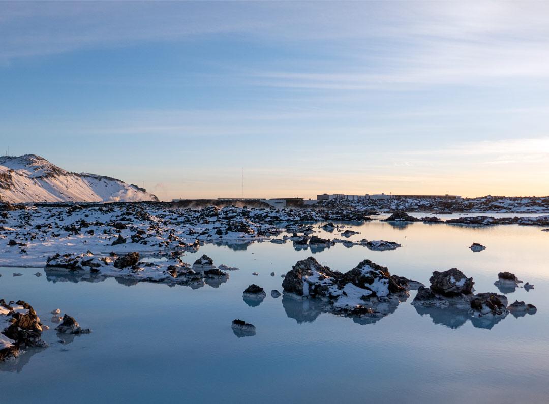 Blue Lagoon Reykjanes Peninsula